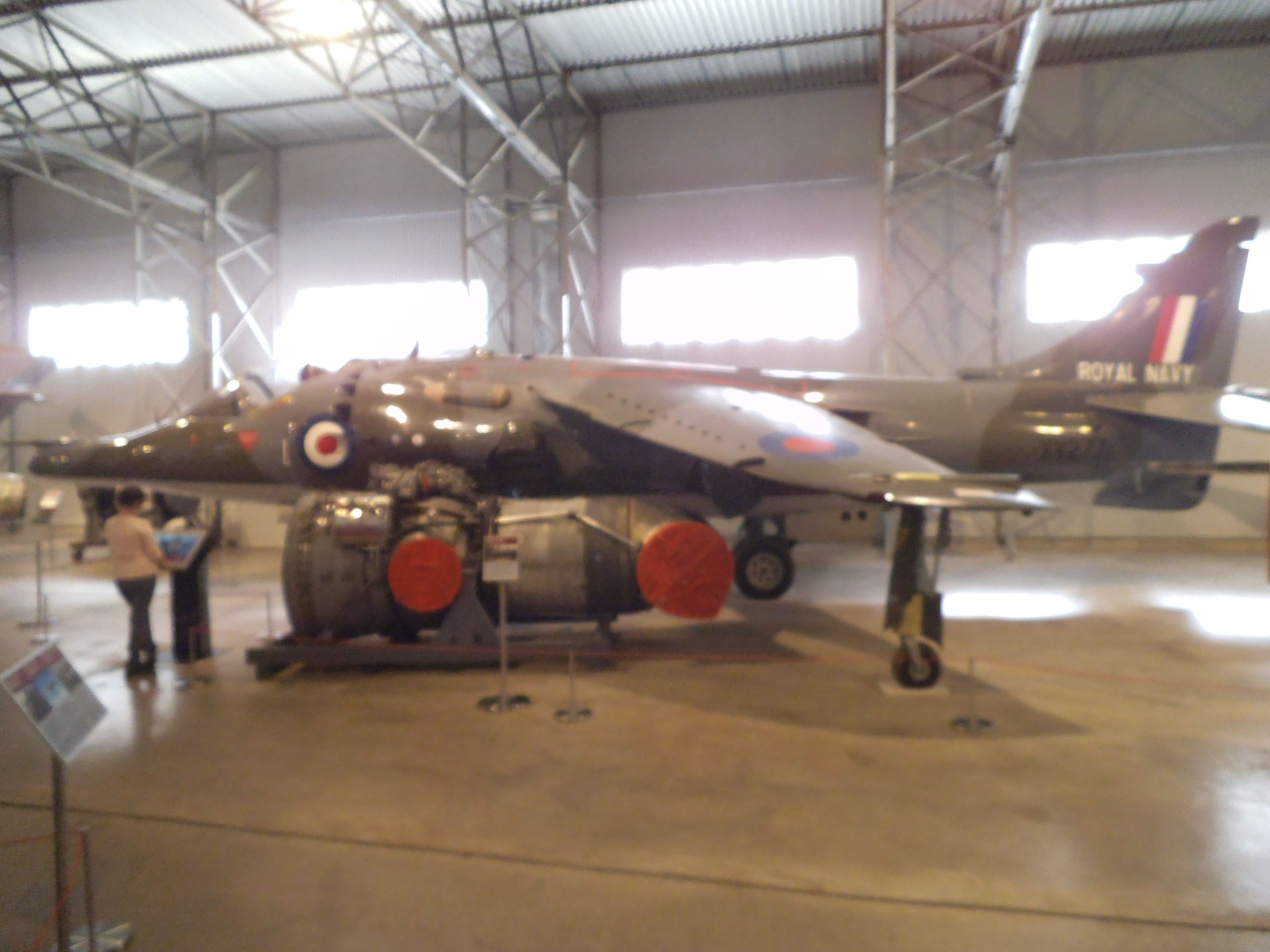 Hawker Siddeley Harrier GR.1