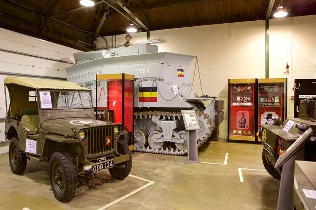 D Day Museum